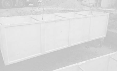 cisterne prefabbricate in cemento armato
